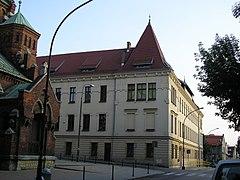 School. Kraków ul. Zamoyskiego 58-60 1.jpg