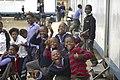 School children (Lukhanyo Primary School, Zwelihle Township (Hermanus, South Africa) 02.jpg