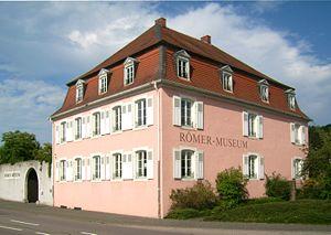 Römermuseum Schwarzenacker - Schwartzenacker Villa
