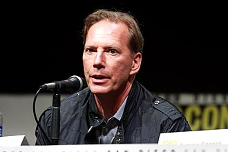 Scott Buck - Buck at the 2013 San Diego Comic Con International