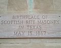 Scottish Rite Cathedral Marker TX.jpg