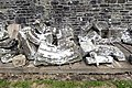 Sculpted masonry at Tintern Abbey.jpg