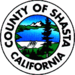 Seal of Shasta County, California