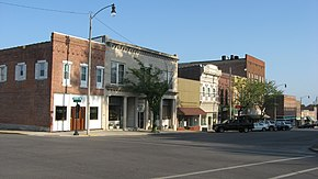 Second Street in downtown Greenville, Bond County.jpg