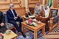 Secretary Kerry Sits With King Salman After Arriving in Saudi Arabia for Meetings About Syria (22427094902).jpg