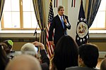 File:Secretary Kerry Speaks With Embassy Moscow Staff and Families (8719605565).jpg