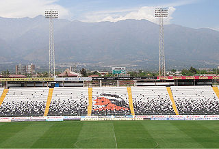 Estadio Monumental David Arellano football stadium