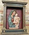 Seguace di jacopo della quercia, madonna col bambino, 1425-1450 ca.JPG