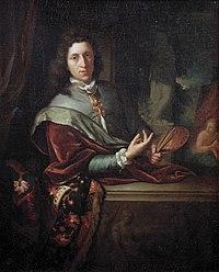 Self-portrait, by of Pieter van der Werff (1665-1722).jpg