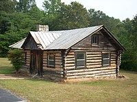 List of african american historic places in south carolina for Dennis mill cabin