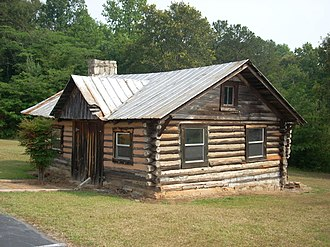 National Register of Historic Places listings in Oconee County, South Carolina - Image: Seneca Institute Seneca Junior College Library