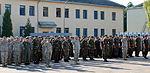 Servicemembers from the US and Ukraine, Yavoriv, Lviv, Ukraine.JPG