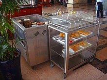 Airline service trolley - WikiVisually