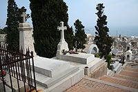 Sete tombe Valery (cimetiere marin).JPG