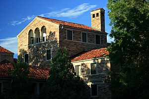 University of Colorado Boulder - Sewall Hall