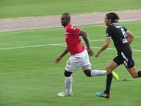 Shabtay chases Soares.JPG