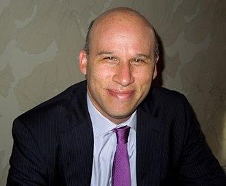 Bank Street College of Education - Shael Polakow-Suransky '00, current president.