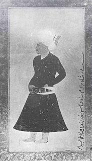 Mohammad Khodabanda Shah of Persia