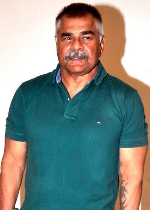 Sharat Saxena - Saxena in 2015