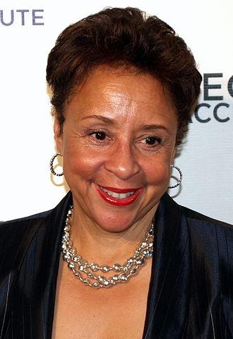 Sheila Johnson - Image: Sheila Johnson at the 2008 Tribeca Film Festival