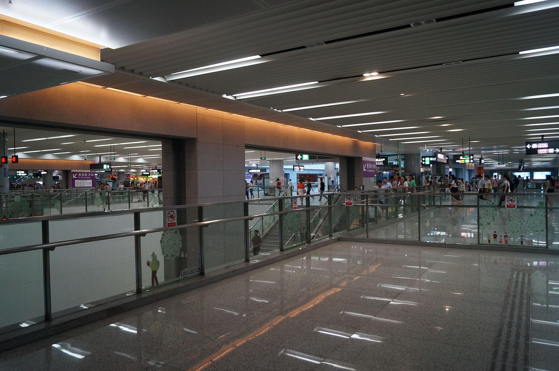 Line 5  Shenzhen Metro  Wikipedia