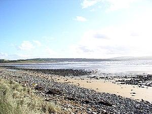 Mac Creiche - The beach near Kilmacrehy