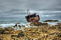 Shipwreck In Cape Agulhas.jpg