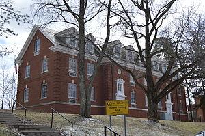 West Liberty University - Shotwell Hall