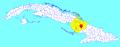 Sibanicú (Cuban municipal map).png
