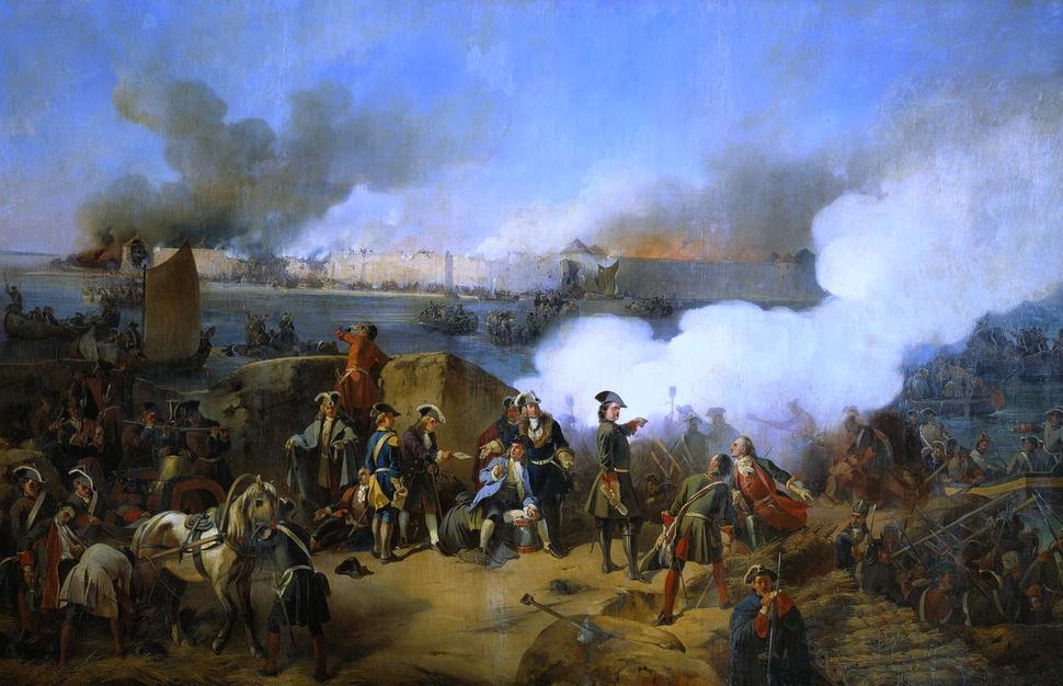 Siege of Nöteborg (1702)