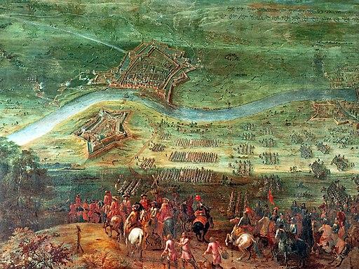 Siege of Venlo 1646