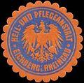 Siegelmarke Heil- und Pflegeanstalt Eichberg im Rheingau W0343788.jpg
