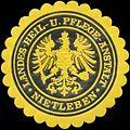 Siegelmarke Landes-Heil- und Pflege-Anstalt Nietleben W0343947.jpg