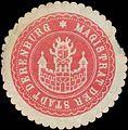 Siegelmarke Magistrat der Stadt Derenburg W0386386.jpg