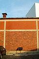 Siegfried Neuenhausen Künstlerwand Bertramstraße 1991 Jochen Gerz I.jpg