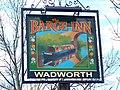 Sign for the Barge Inn - geograph.org.uk - 1577770.jpg