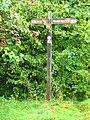Signpost - geograph.org.uk - 993334.jpg
