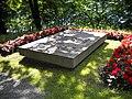 Sigvard of Sweden grave 2009 Solna (1).jpg