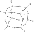 Silsesquioxane T8 Cube.png
