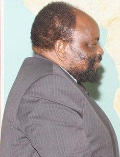 Simbarashe Mumbengegwi Member of the Cabinet of Zimbabwe