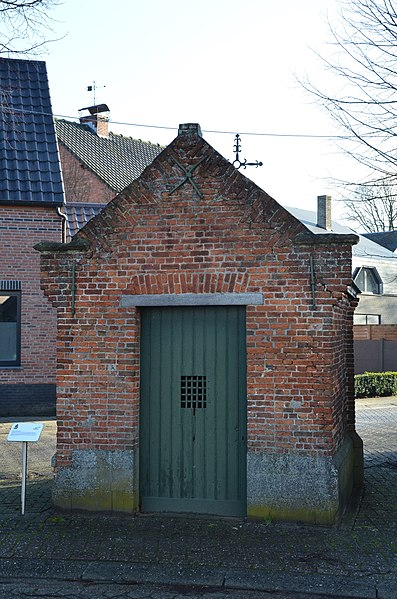 Sint-Rochuskapel, Dorpsstraat, Pulle