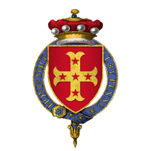 Sir Thomas Ughtred, 1st Baron Ughtred, KG.png