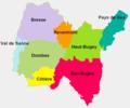 Situation approximative des régions naturelles de l'Ain.png