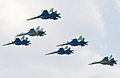 Six aircraft «Russian Knights». 2009g. (4384263844).jpg