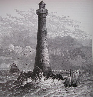 Alan Stevenson Scottish lighthouse designer