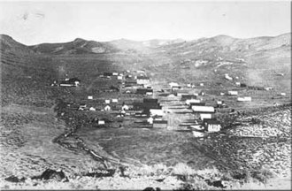 Skidoo, California - Skidoo in 1906