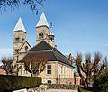Skovgaard Museum seen from Latinerhaven Viborg Dk-6047.jpg