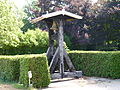 Slagharen (De Belt) Klokkenstoel.JPG