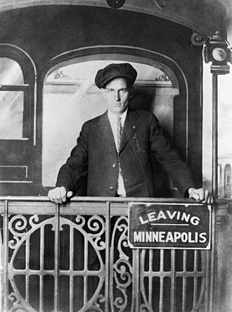 "Arthur ""Slim"" Evans - Arthur ""Slim"" Evans, c. 1911."