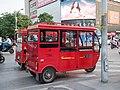 Small Electric Taxi in Quancheng Road, Jinan 5197073.jpg
